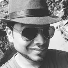 Henkilön Bhupesh käyttäjäprofiili