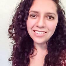 Profil utilisateur de Astrid Lucía