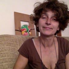 Profil utilisateur de Marie-Paule