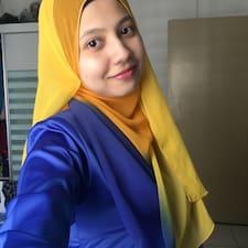 Sharifah Khadijah User Profile