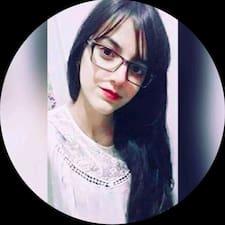 Ilham felhasználói profilja
