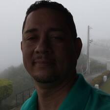 Enrique felhasználói profilja