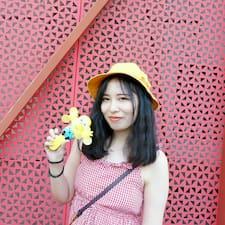 Gebruikersprofiel Yunxia