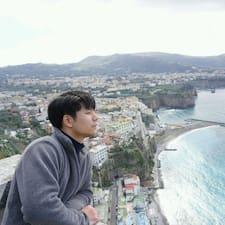 Jeongho User Profile