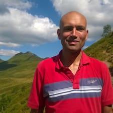 Gebruikersprofiel Christophe