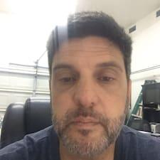 Arik felhasználói profilja