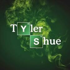 Perfil do usuário de Tyler