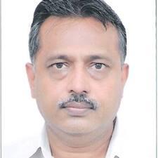 Pankaj felhasználói profilja