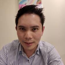 Rizal的用戶個人資料