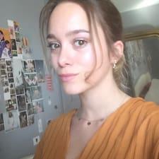 Profil utilisateur de Marie-Clotilde