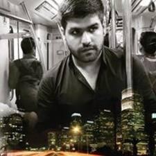 Dhruv felhasználói profilja