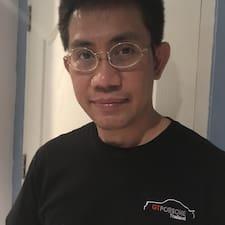Profil utilisateur de Peerapol