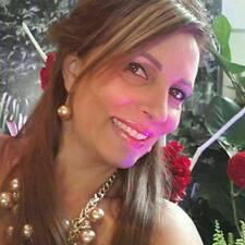 Zelia felhasználói profilja