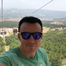 Dinçer felhasználói profilja