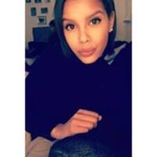 Profil utilisateur de Safia