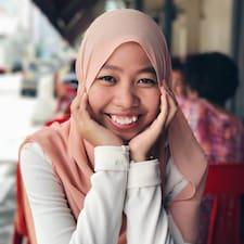 Profil utilisateur de Siti Humairah