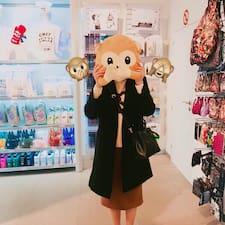 Yoochae felhasználói profilja
