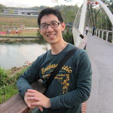 Profil utilisateur de Yen Hsiang