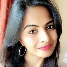 Nutzerprofil von Anjali