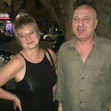 โพรไฟล์ผู้ใช้ Sabrina  & Roberto