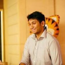 Sidharth User Profile