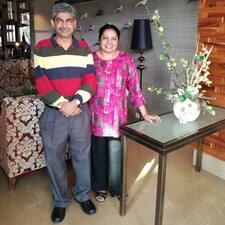 Anil & Priyanthie User Profile
