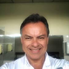 Rigoberto felhasználói profilja