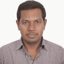 Perfil de usuario de Balachandran