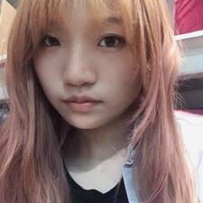 Liwen felhasználói profilja