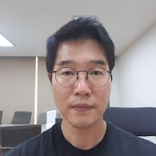 Profil utilisateur de Yongwoo