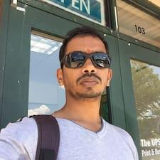Perfil do usuário de Kumar