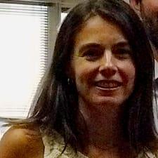 Alejandra felhasználói profilja