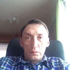 Альберт Brukerprofil