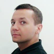 Mykhailo felhasználói profilja