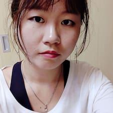 Perfil do utilizador de 雅琪