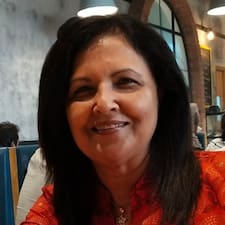 Rashmi - Uživatelský profil