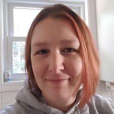 Profil utilisateur de Megan