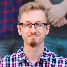Henkilön Andrew käyttäjäprofiili