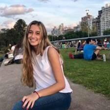 Профіль користувача Guillermina