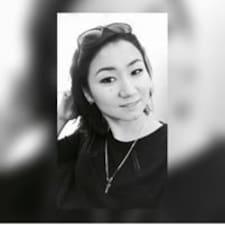 Profil utilisateur de Albina