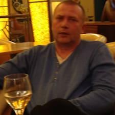 Användarprofil för Aleš