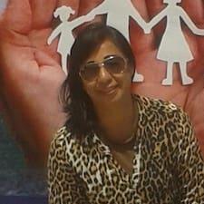 Profil Pengguna Maria Isabel