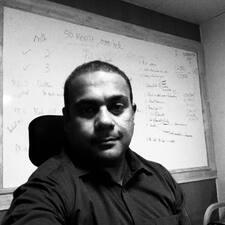 Profil Pengguna Vijay