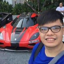 Wei Liangさんのプロフィール