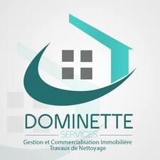 Dominetteさんのプロフィール