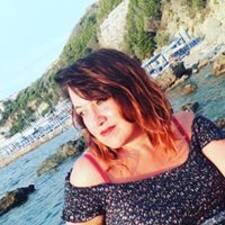 Stella felhasználói profilja