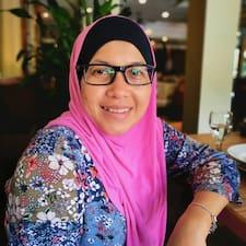 Profil utilisateur de Zaharah