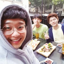 Профиль пользователя Jaehoon