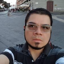 Profil Pengguna Arturo Israel