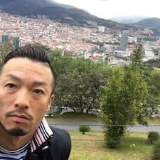Profilo utente di Akihiro